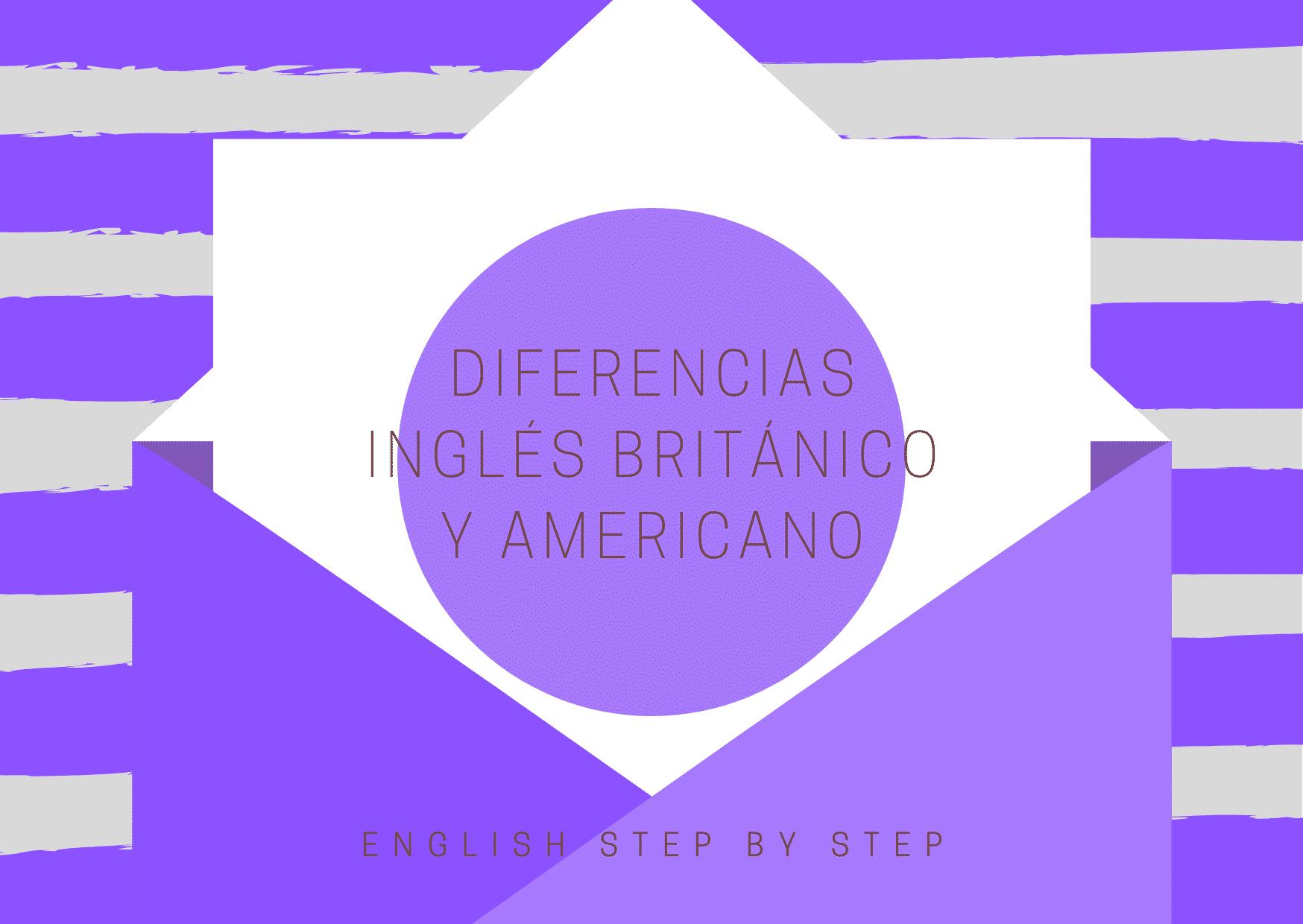 Diferencias entre el inglés británico y americano